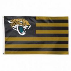 Jacksonville Jaguars Americana Flag