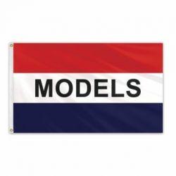 Lightweight Poly Models Flag