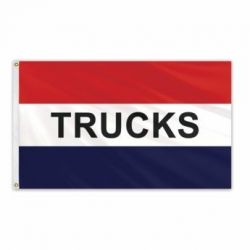 Lightweight Poly Trucks Flag