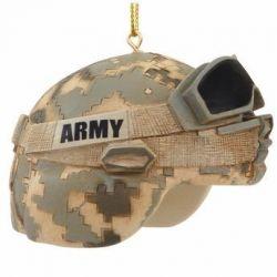 U.S. Army Helmet Ornament