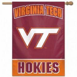 Virginia Tech Vertical Flag