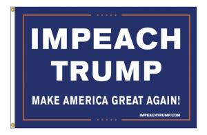 3'x5' Nylon Impeach Trump Flag