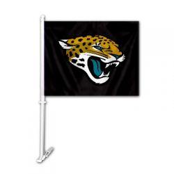 Jacksonville Jaguars - Car Flag