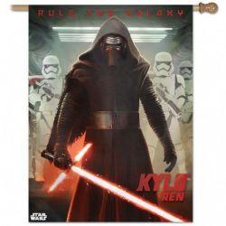 Star Wars / New Trilogy Kylo Ren Vertical Flag
