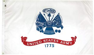 Mil-Tex Military-Grade Army Flag - 4 ft X 6 ft