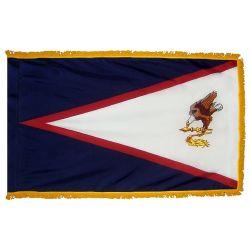 4' X 6' Nylon Indoor/Parade American Samoa Flag