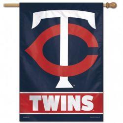 Minnesota Twins Vertical Flag