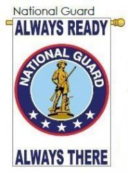 National Guard Banner