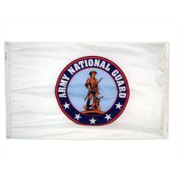 Military-Grade Nylon Army National Guard Flag
