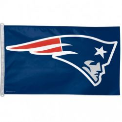 New England Patriots Flag - 3 ft X 5 ft