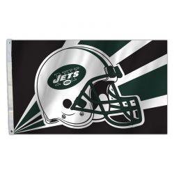 NY Jets Flag - 3 ft X 5 ft