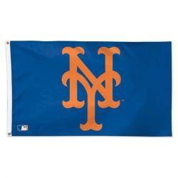 Deluxe New York Mets Flag - 3 ft X 5 ft