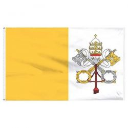 Papal Flag - 5 ft X 8 ft