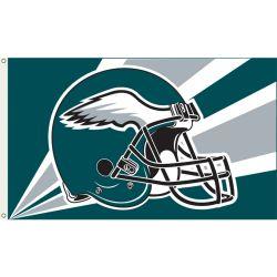 Philadelphia Eagles Flag - 3 ft X 5 ft