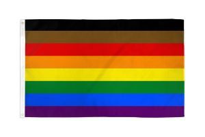"""""""Philly"""" Pride Flag"""