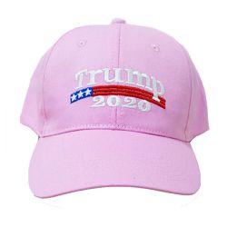 Pink Trump 2020 Cap