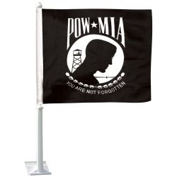 POW/MIA Car Flag