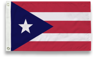 State-Tex Commercial Grade Puerto Rico Flag - 4 ft X 6 ft