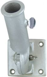 Silver Adjustable Aluminum Bracket