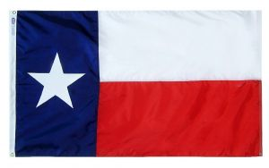 State-Tex Texas State Flag - 2 ft X 3 ft