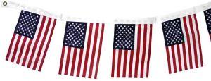 U.S. Flag Garland