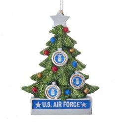 U.S. Air Force Christmas Tree Ornament