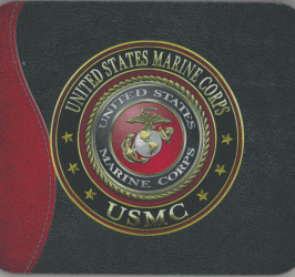 US Marine Corps Mouse Pad