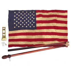 Heritage 50-Star US Flag Kit