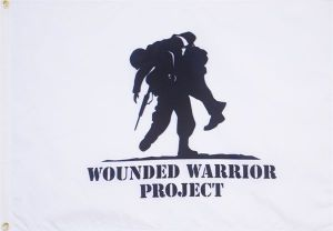 Wounded Warrior Project Flag