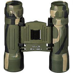 Camo Compact Binoculars - 10 X 25mm