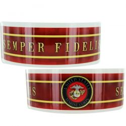 Semper Fidelis Pet Bowl