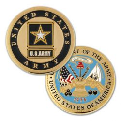 U.S. Army Commemorative Challenge Coin