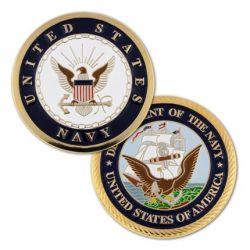 U.S. Navy Commemorative Coin