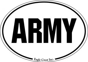 US Army Magnet