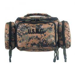 USMC Digital Woodland Camo MOLLE Butt Pack