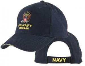 US Navy Veteran Cap