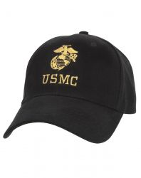 USMC With Globe & Anchor Insignia Cap