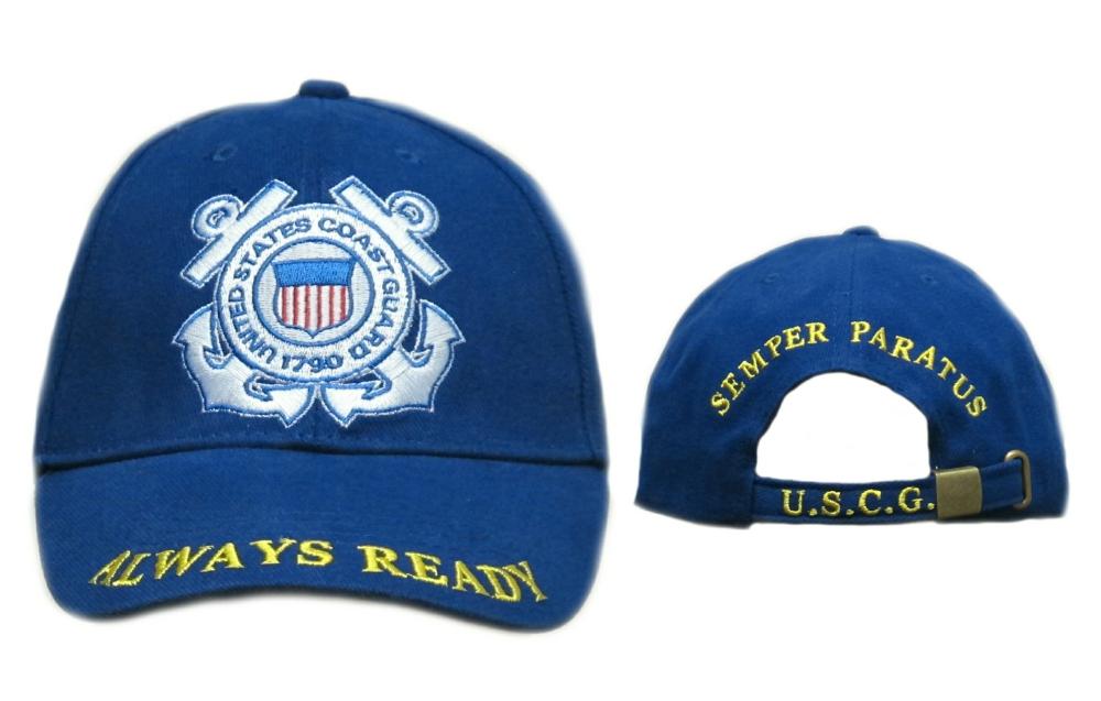 23fd7d137 U.S. Coast Guard Always Ready Cap