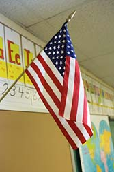 classroomflag