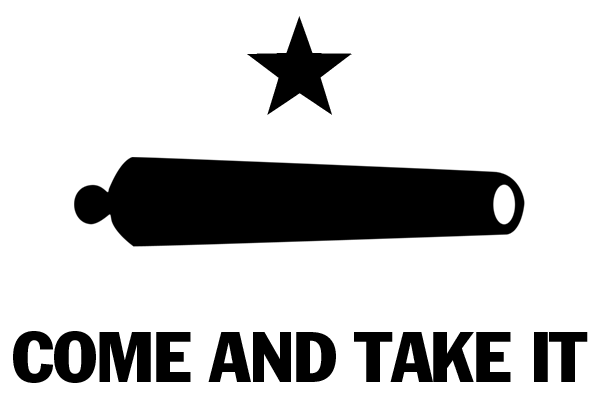 """Come and Take It"" Gonzales Flag Soars in Popularity"