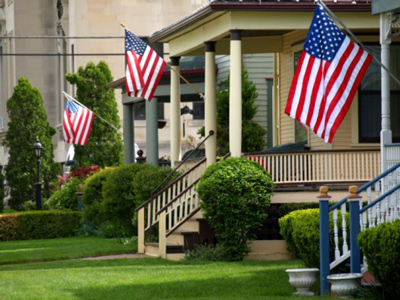 7 Ways to Display Your American Flag
