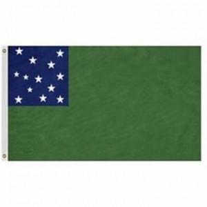 Green Mountain Boys Flag