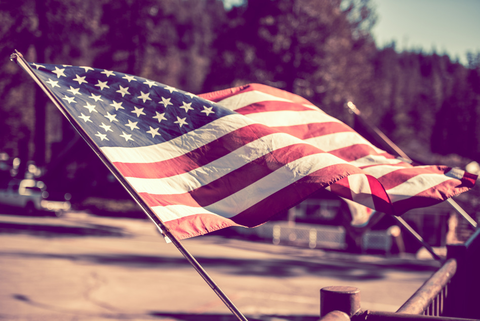 How the American Flag Inspires Us