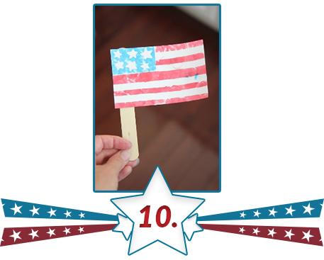 usa stick flag