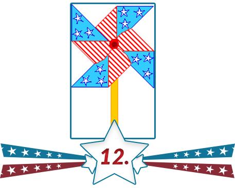flag-pinwheel