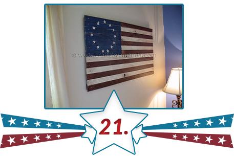 indoor flag