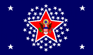 1912 Presidential Flag