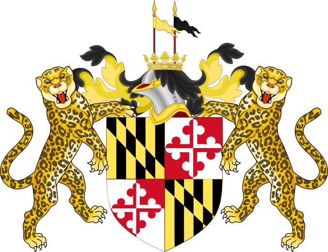 Maryland state coat of arms