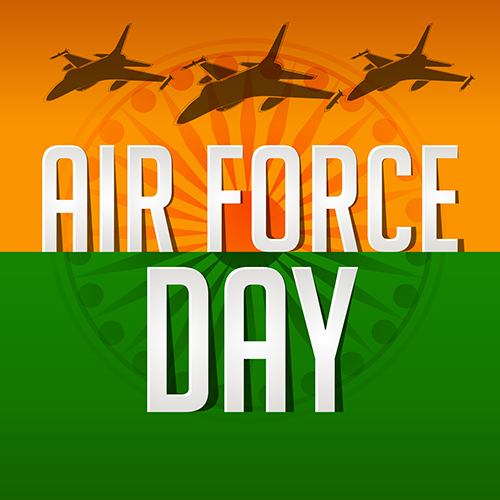 air force day vector