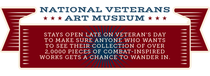 national veterans art museum quote